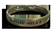 POW MIA Wristband
