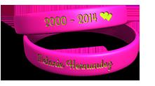 Memorial Name Bracelet
