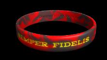 Semper Fidelis - Always Faithful Marines Wristband