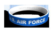 U.S. Air Force Dual-Layer Wristband