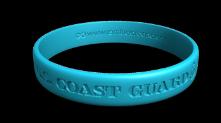 Blue U.S. Coast Guard Wristband