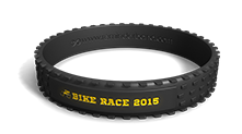 Cycling Tire Wristband